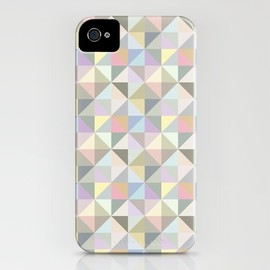 soxiety6 by INDUR - Shapes 003 iPhone Case