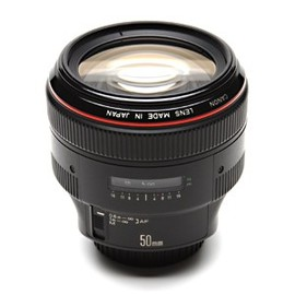 Canon - EF 50mm F1.0