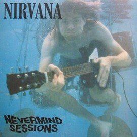 NIRVANA - NIRVANA(LP) NEVER MIND REMIX 2