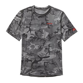 patagonia - Men's R\u00D8 Sun Tee - Forest Camo: Forge Grey