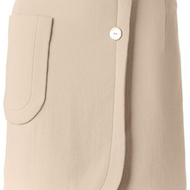 Carven - double breasted skirt