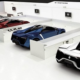 W Motors - LykanHypersport