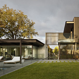 Inarc Architects - Shrouded House, Melbourne, Australia