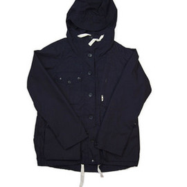 Engineered Garments - Navy Trail Parka