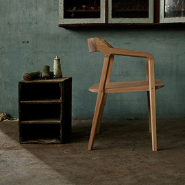 Kundera Chair by Paulo Neves & Alexandre Kumagai
