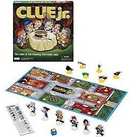 Hasbro - CLUE JR. The Case of the Missing Cake