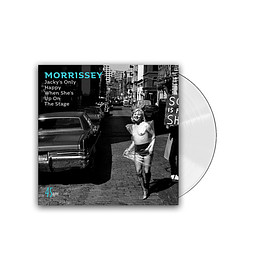 "Morrissey - Jacky's Only Happy When She's Up on the Stage 7"" Vinyl"