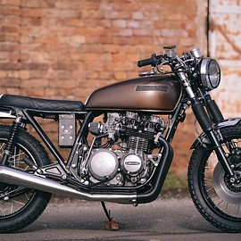Kawasaki - Z650B1 by Retro Bike Croatia