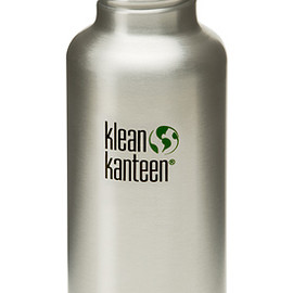 "Klean Kanteen - 27oz Classic ""The Original"" Stainless Steel Hydration Bottle"