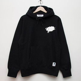 cup and cone - Pullover Hoodie - Black