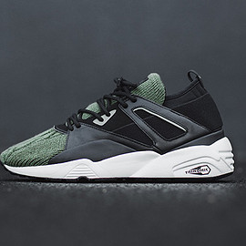 PUMA - Blaze of Glory (Alan Pack) - Olive/Black/White