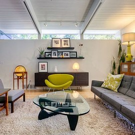 Mid century Modern Home Renovation
