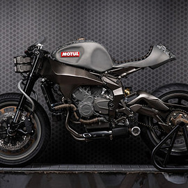 OFFICINE GPDESIGN - Onirika 2853: A custom MV Agusta Brutale 800