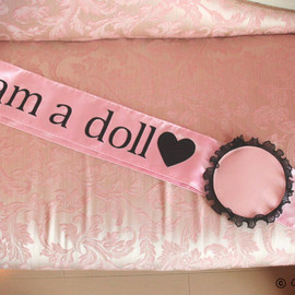 Coquettish*Tiara - I am a doll