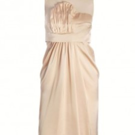 STELLA McCARTNEY - nude pink dress