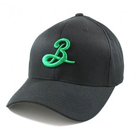"Brooklyn Brewery - ""B"" Fitted Baseball Cap"