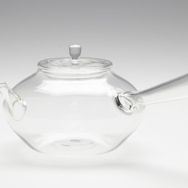 GLASS POT M
