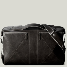 hard graft - 3Fold Multi-Use Bag / All Grey
