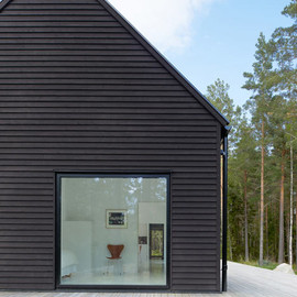 Erik Andersson Architects - Villa Wallin, Yxlan, Sweden