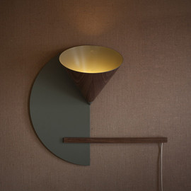 "Daphna Laurens -  ""Cirkel"" Wall lights"