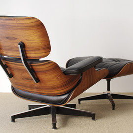 Herman Miller - Eames Lounge Chair & Ottoman 1970's