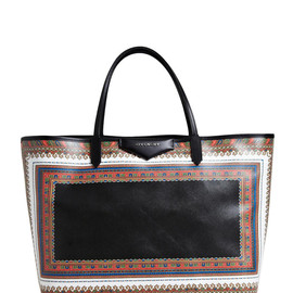 Givenchy - Women's Antigona Print Shopping Bag