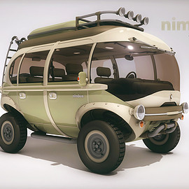 Nimbus - Nimbus™ e-Car - Future is calling