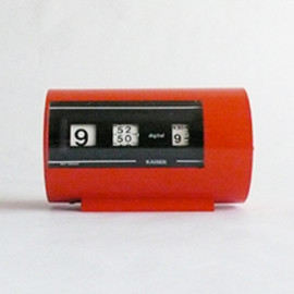 Kaiser - Digital Alarm Clock Made in West Germany