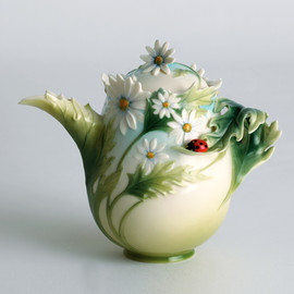 FRANZ - Ladybug Teapot by Franz Collection, Inc.