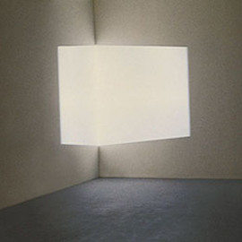James Turrell - AFRUM (white), Corner Projection