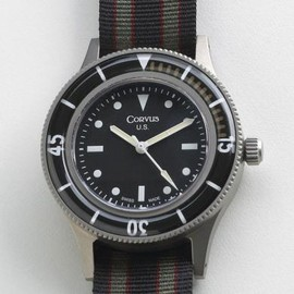 Corvus - The Bradley Dive Watch