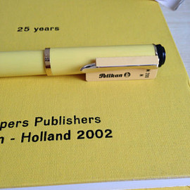 Pelikan - M200 Citroenpers Limited Edition 2002