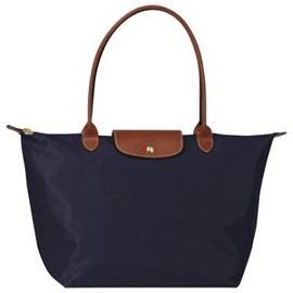 LONGCHAMP - Le Pliage Large Tote Navy
