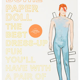 David Bowie Paperdoll Book