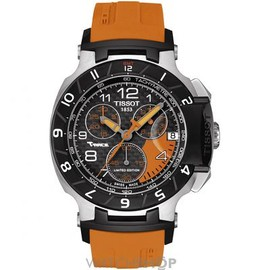 TISSOT - Mens Tissot T-Race MotoGP 2011 Limited Edition Chronograph Watch T0484172720200
