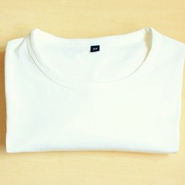 MUJI - Long Sleeve Round Neck Tee