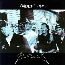 METALLICA - GARAGE IN