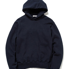 nonnative - DWELLER HOODY COTTON SWEAT