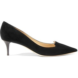 Jimmy Choo - Allure suede pumps