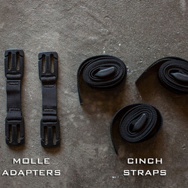 GORUCK - CINCH STRAP AND MOLLE ADAPTER SYSTEM