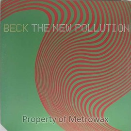 BECK - New Pollution / Lemonade [12 inch Analog]
