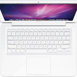Apple - 13-inch MacBook - unibody design / MC207