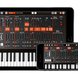 KORG - ARP ODYSSEi app for iOS
