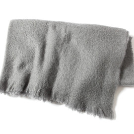 MARGARET HOWELL - MOHAIR BLANKET GREY