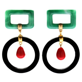 CHANEL - 1960's vintage Chanel earrings