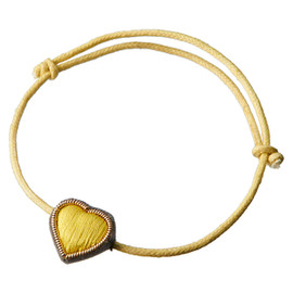 Sophia 203 - (Kids)Love Bracelet yellow