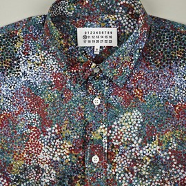 Maison Martin Margiela - Men's Multi Colour Dot Shirt
