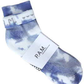 P.A.M. - High Dye Sport Socks (navy)