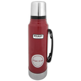 Stanley - Zap Red Classic Stanley® Vacuum Thermos