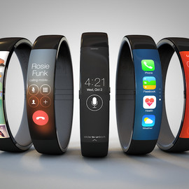 Apple - iWatch Concept